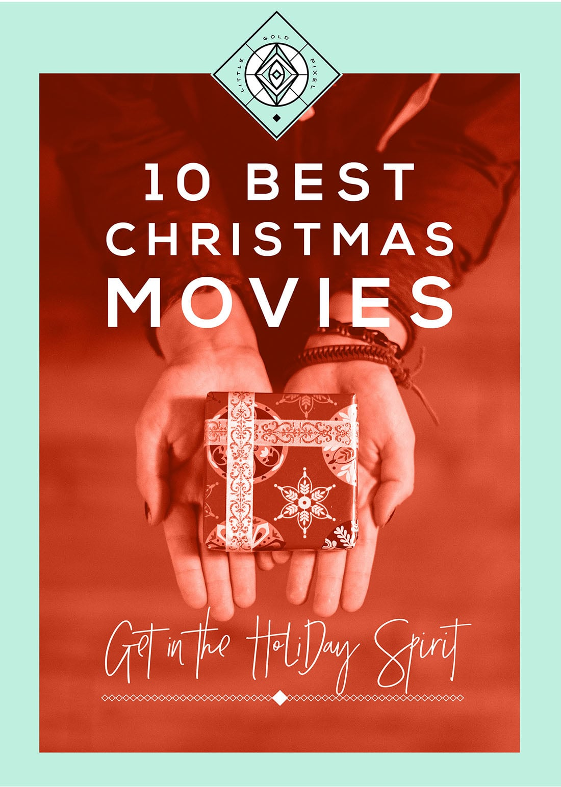 Top 10 Christmas Movies • Little Gold Pixel