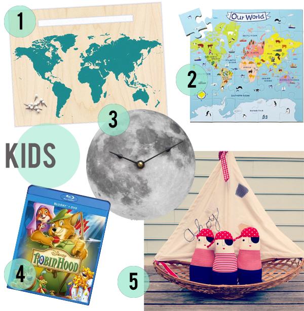$20 Gift Guide • Kids • Little Gold Pixel