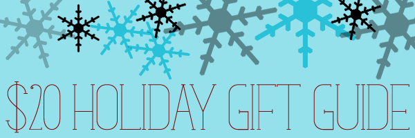 $20 Gift Guide • Little Gold Pixel