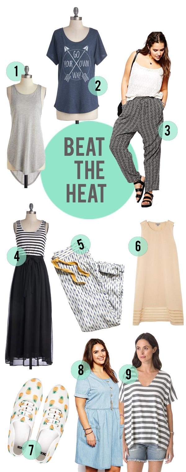 Summer Fashion 2014: Beat the Heat • ©littlegoldpixel.com