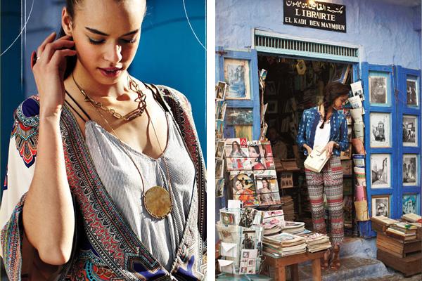 Moroccan Fashion • Little Gold Pixel