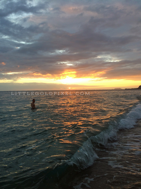 Windward Oahu Travel Guide •Little Gold PIxel