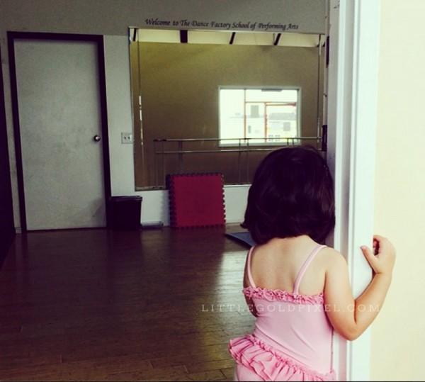 Dance Class •Little Gold Pixel