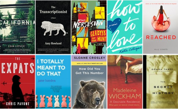 I've Been Reading: 40/60 Book Reviews for 2014 • littlegoldpixel.com