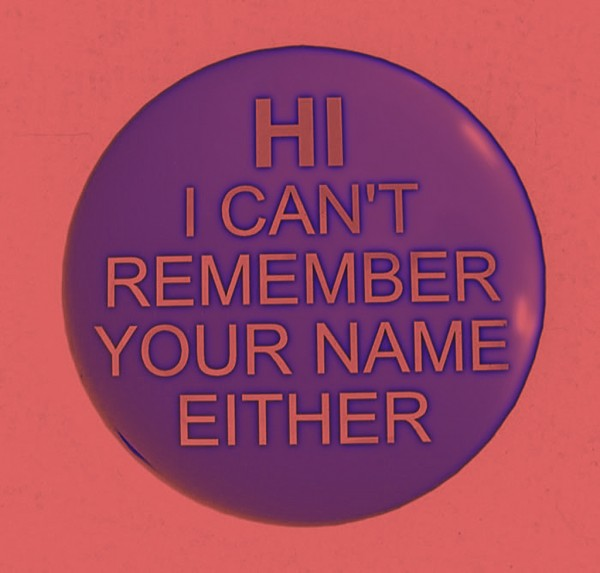 Can't Remember Names • Little Gold Pixel