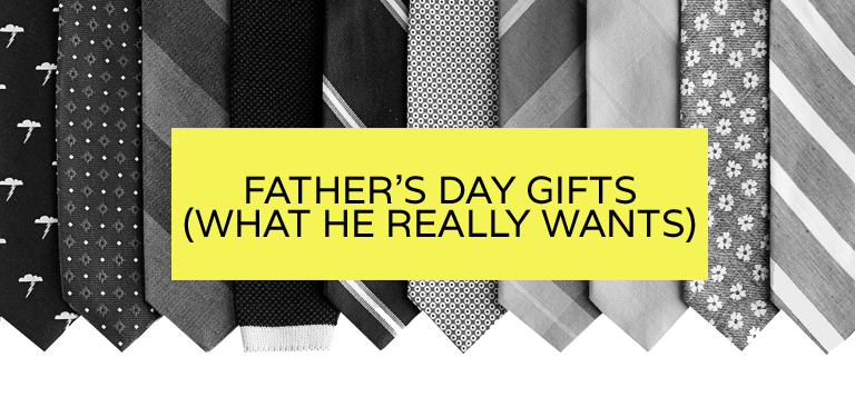 Father's Day Gift Ideas • Little Gold Pixel