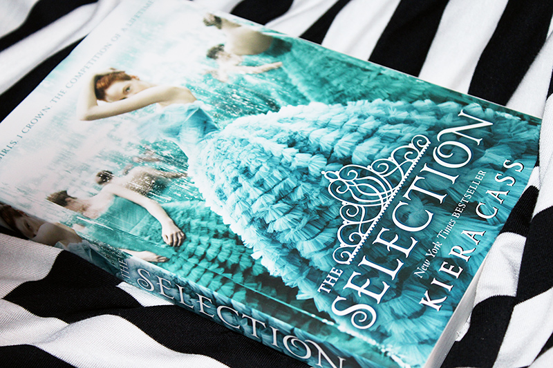 The Selection YA Book Giveaway + Review • Little Gold Pixel