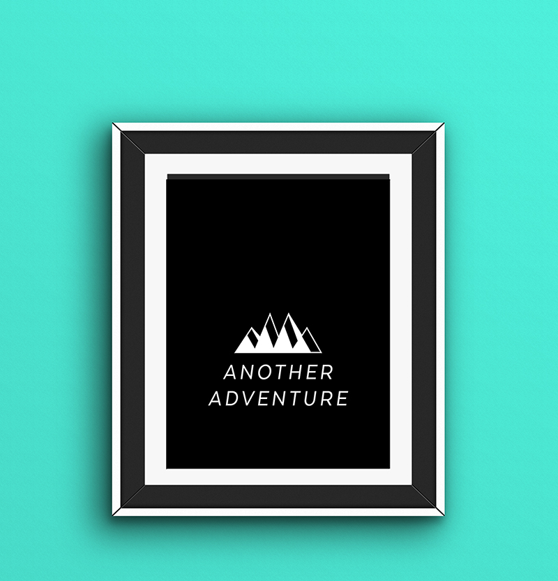 Freebie Fridays: Another Adventure Free Art Printable