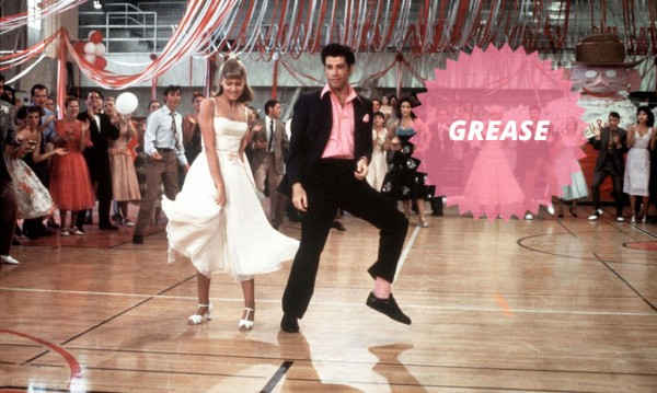 best-dance-movies-GREASE