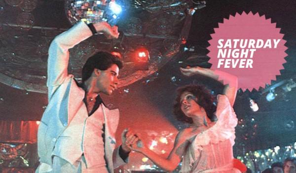 NUR SAMSTAG NACHT (Saturday night fever; USA 1977) Szene mit John Travolta