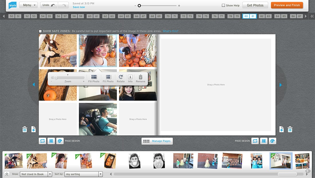 How to Create Family Yearbooks Using Blurb • Little Gold Pixel