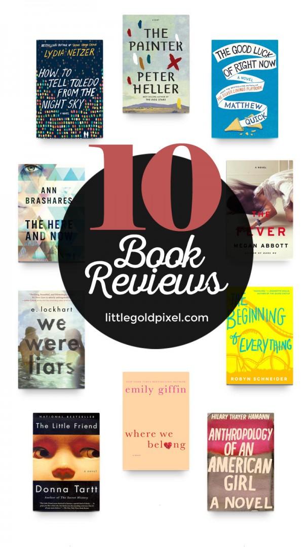 Book Reviews 2014 Part 5 • Little Gold Pixel