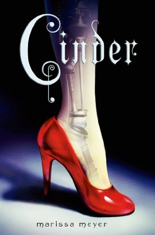 16 Books I'm Still Thinking About • Cinder series • Little Gold Pixel