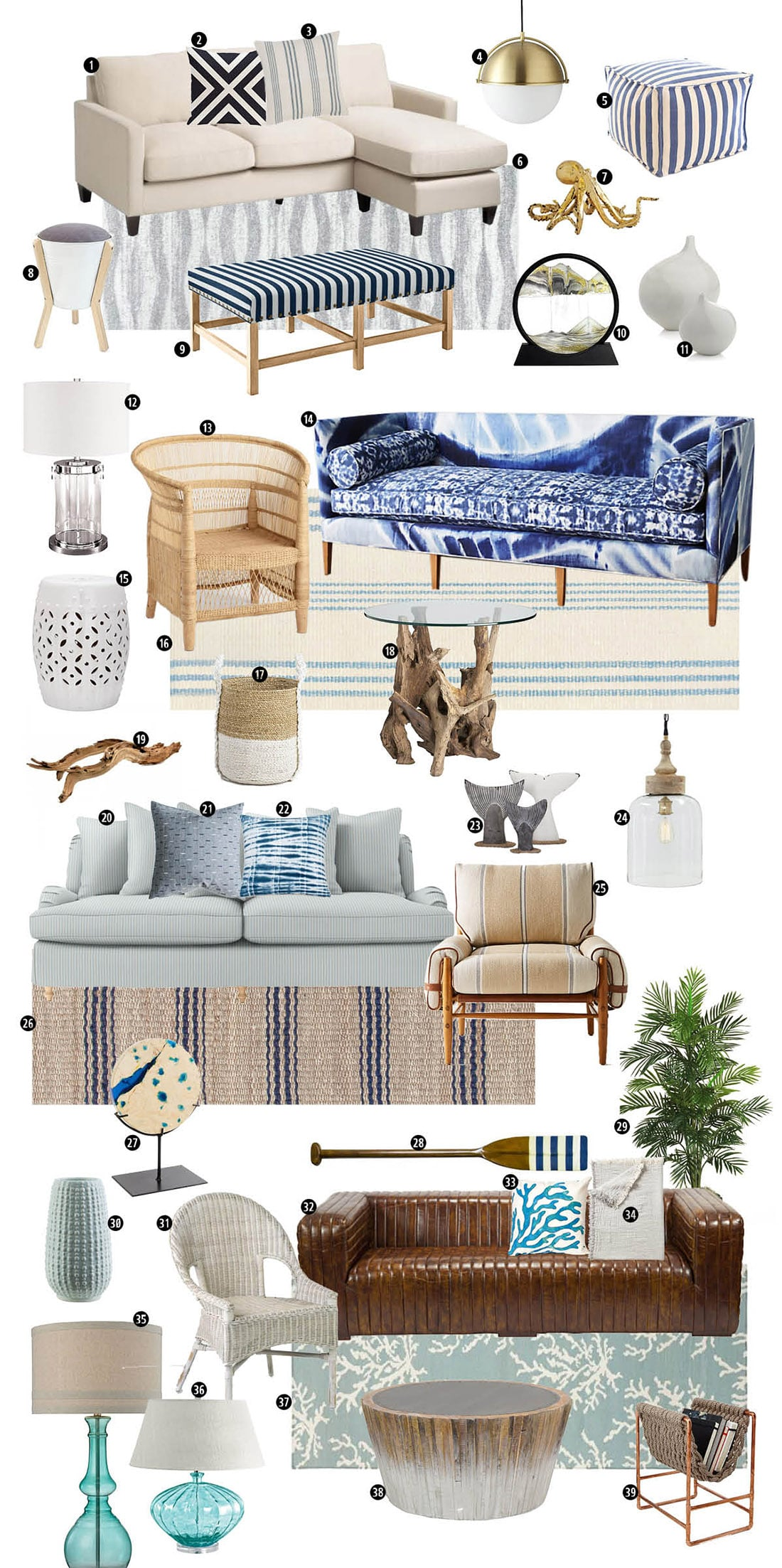 8 Signs Modern Coastal Decor Is The Right Home Style For