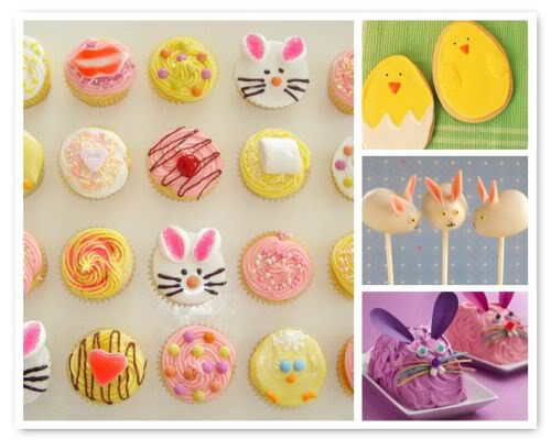 Fun Recipes for Easter Treats • littlegoldpixel.com