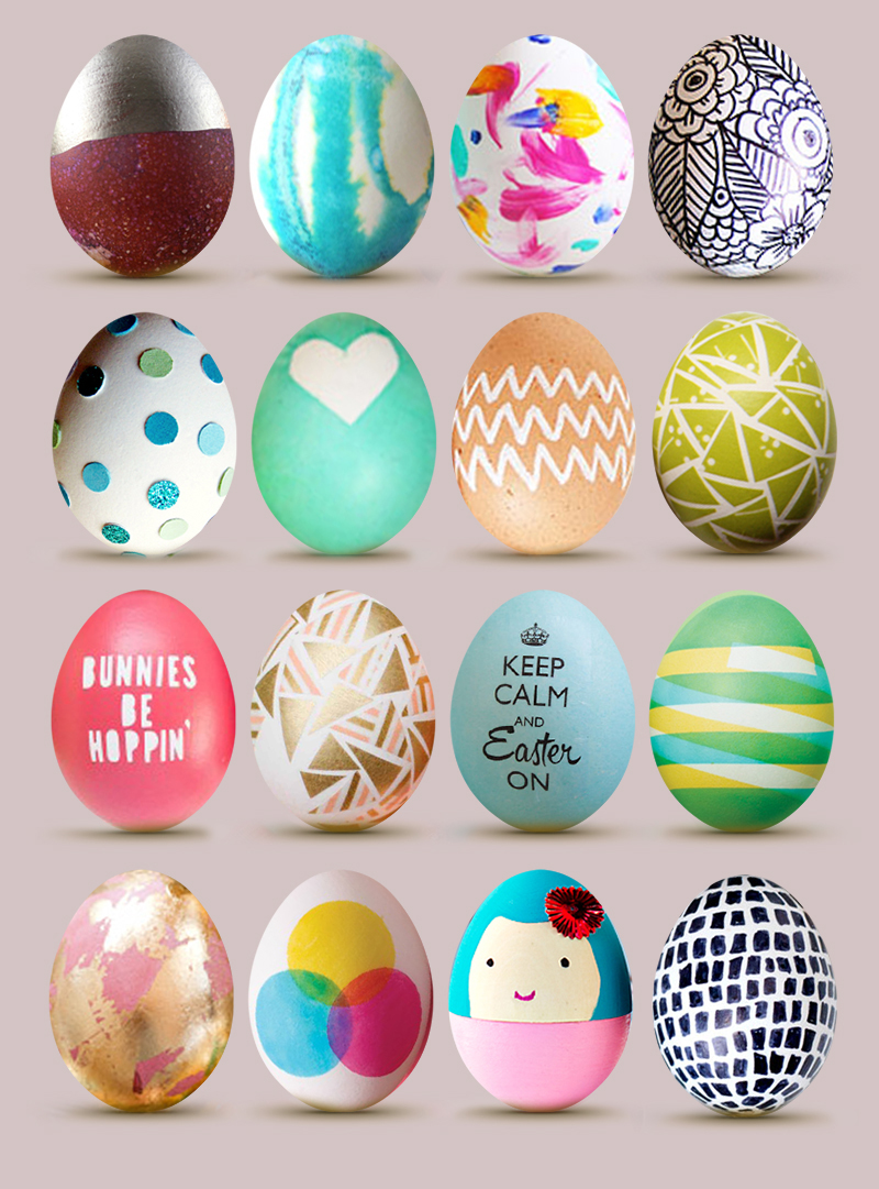 easter egg roundup � 16 cute designs � little gold pixel