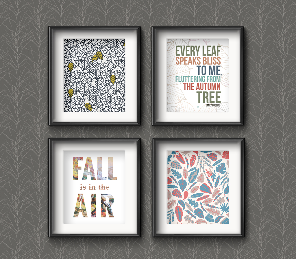 20 Awesome Free Fall Printables • Little Gold Pixel