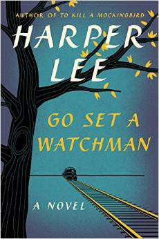 14 Books to Read This Summer • Go Set a Watchman • littlegoldpixel.com