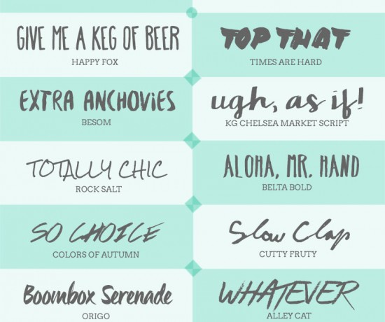 14 Free Handwritten Fonts That Are Easy On The Eyes