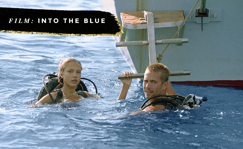 Beach Movies I Want to Live In • Into the Blue • Little Gold Pixel