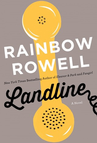 Book Reviews 2014 Part 8 • Little Gold Pixel • Landline by Rainbow Rowell