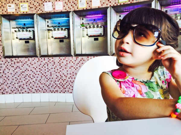 Letters to Daughter: Ice Cream Date • Little Gold Pixel