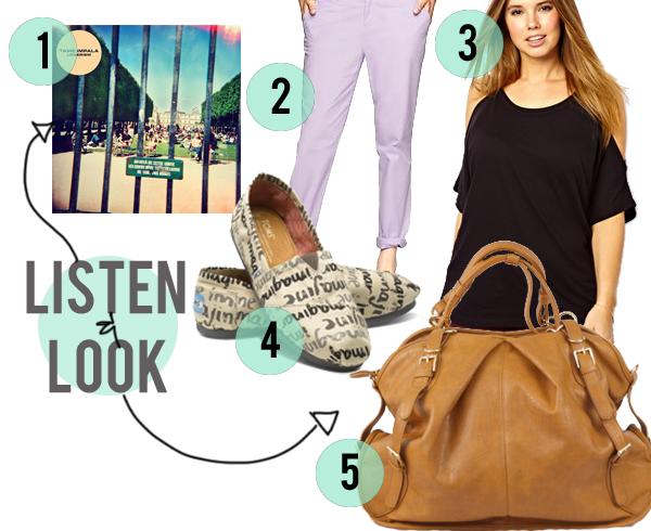 Listen & Look: Tame Impala • Tame Impala fashion • Little Gold Pixel