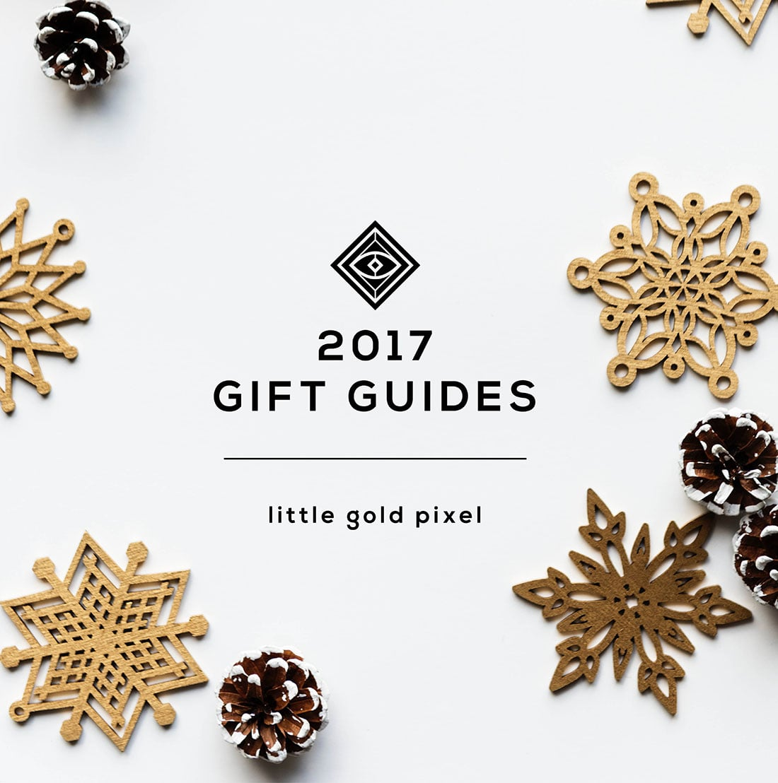 Little Gold Pixel's Minimalist Gift Guide: Here are 20 gifts perfect for those who appreciate clean lines and good design. Grab one for yourself while you're at it!