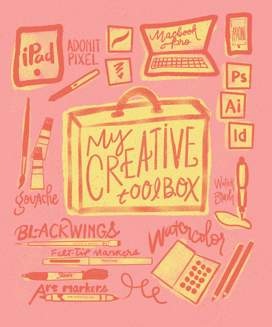 Essential Tools for Creatives •Little Gold Pixel