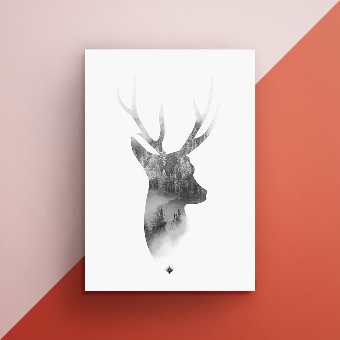 Luxury Free Deer Wall Art Printable