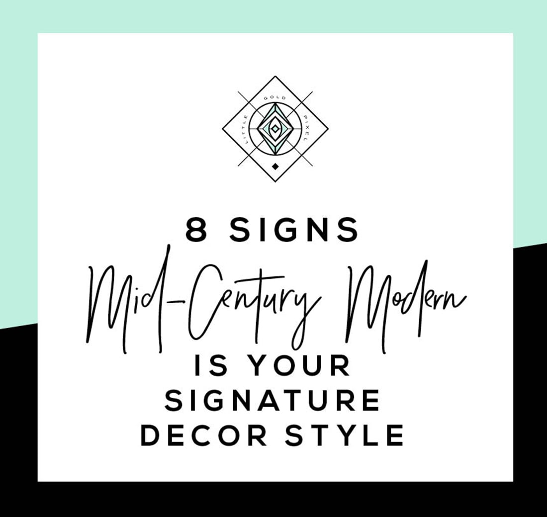Mid Century Modern Decor 8 Signs It S Right For You