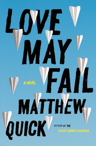 What I've Been Reading • Love May Fail • Little Gold Pixel