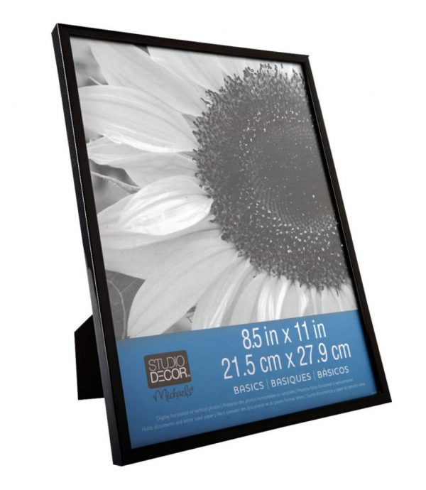 5 classic affordable black wall frames for your gallery walls little gold pixel