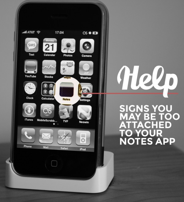 Do You, Too, Rely on the Notes App Way Too Much? • Little Gold Pixel