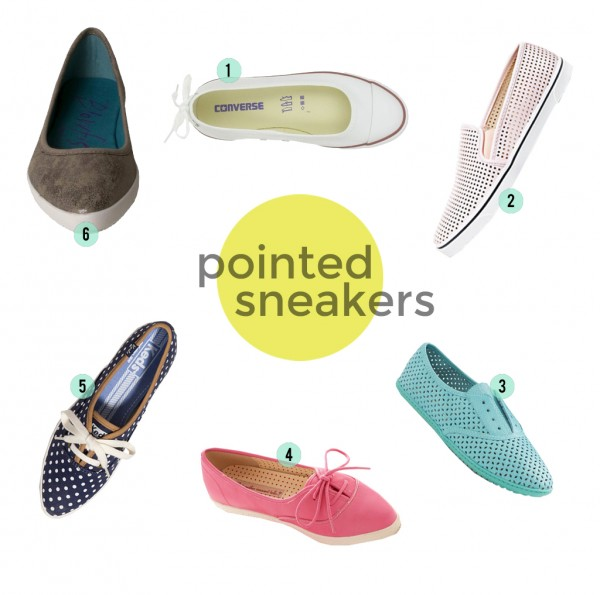 Trendy Summer Shoes 2014 • Little Gold Pixel