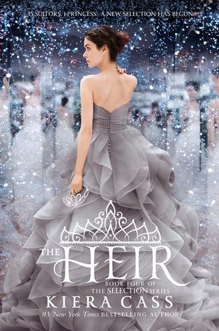 Book Reviews June 2015 • Little Gold Pixel • The Heir