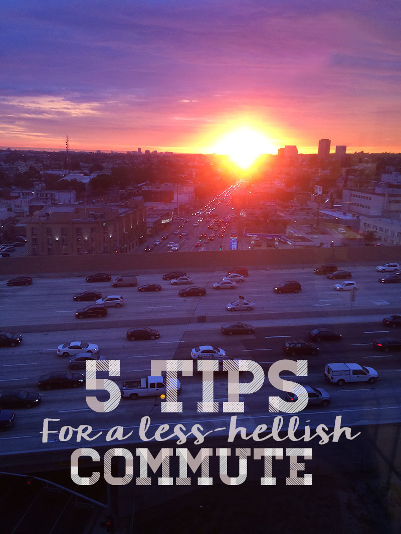 tips-for-a-commute