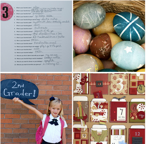 Traditions to Start With Your Kids •littlegoldpixel.com