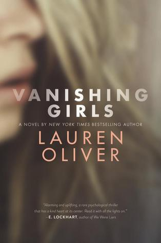 Book Reviews June 2015 • Little Gold Pixel • Vanishing Girls