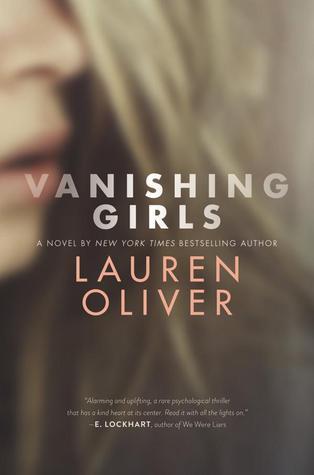 Book Reviews June 2015 • Little Gold Pixel • Vanishing Girls