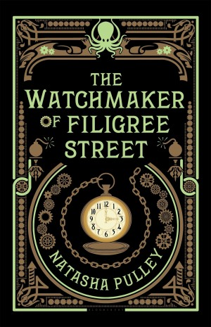 14 Books to Read This Summer • The Watchmaker Of Filigree Street • littlegoldpixel.com