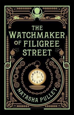 14 Books to Read This Summer • The Watchmaker Of Filigree Street • littlegoldpixel.com